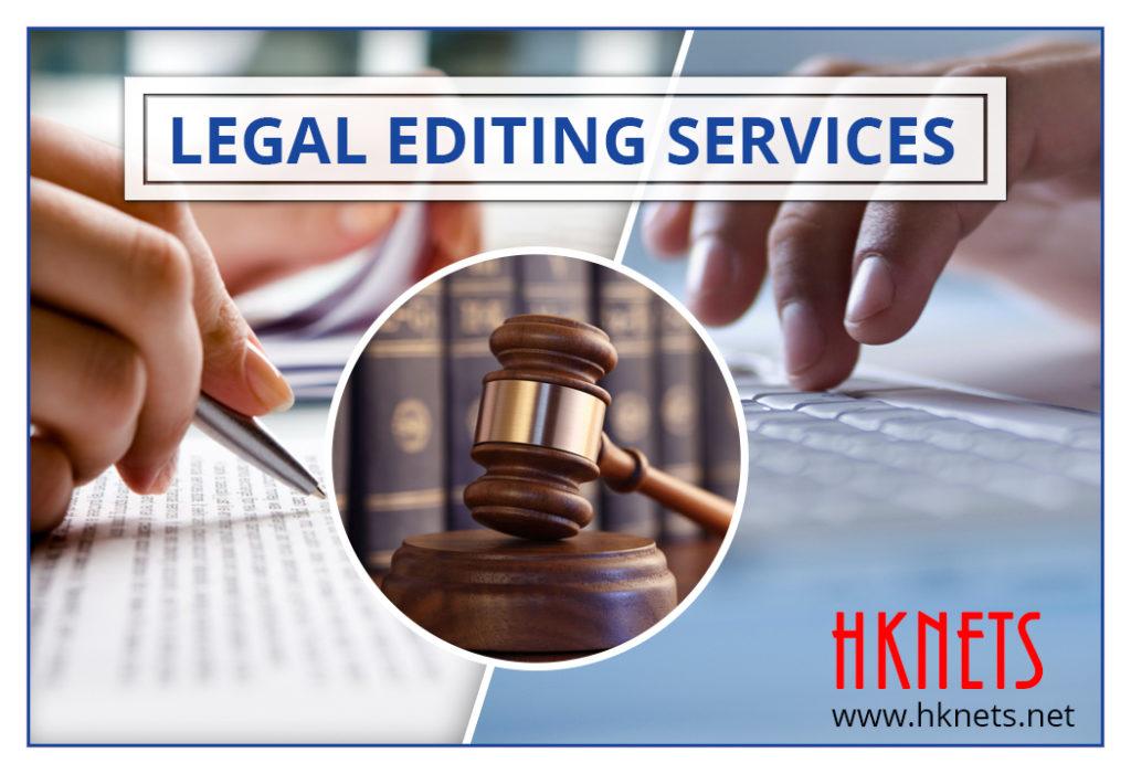 Legal Editing